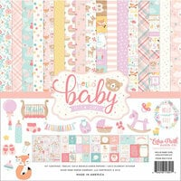 Echo Park - Hello Baby Girl Collection - 12 x 12 Collection Kit