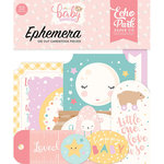 Echo Park - Hello Baby Girl Collection - Ephemera