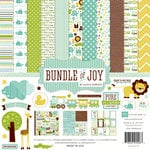 Echo Park - Bundle of Joy Collection - Boy - 12 x 12 Collection Kit