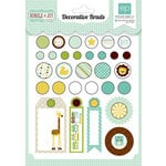 Echo Park - Bundle of Joy Collection - Boy - Assortment Brads