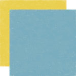 Echo Park - Bundle of Joy New Addition Collection - 12 x 12 Double Sided Paper - Blue
