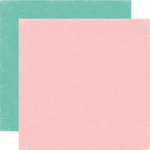 Echo Park - Bundle of Joy New Addition Collection - 12 x 12 Double Sided Paper - Light Pink
