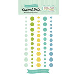 Echo Park - Bundle of Joy New Addition Collection - Boy - Enamel Dots