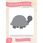 Echo Park - Bundle of Joy New Addition Collection - Boy - Designer Dies - Turtle