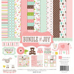Echo Park - Bundle of Joy Collection - Girl - 12 x 12 Collection Kit