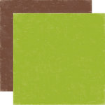 Echo Park - Bundle of Joy Collection - Girl - 12 x 12 Double Sided Paper - Green