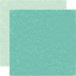 Echo Park - Bundle of Joy Collection - Girl - 12 x 12 Double Sided Paper - Teal