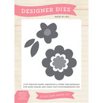Echo Park - Bundle of Joy New Addition Collection - Girl - Designer Dies - Flower Three