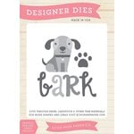 Echo Park - Bark Collection - Designer Dies - Dog Bark