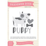 Echo Park - Bark Collection - Designer Dies - Puppy Love