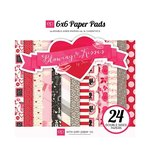 Echo Park - Blowing Kisses Collection - 6 x 6 Paper Pad
