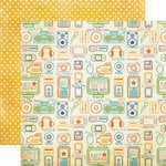 Echo Park - A Boy's Life Collection - 12 x 12 Double Sided Paper - Play Time