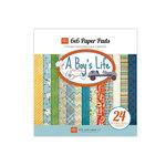 Echo Park - A Boy's Life Collection - 6 x 6 Paper Pad