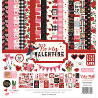 Echo Park - Be My Valentine Collection - 12 x 12 Collection Kit