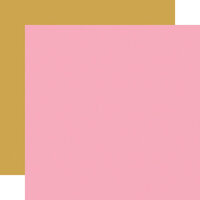 Echo Park - Be My Valentine Collection - 12 x 12 Double Sided Paper - Pink