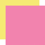 Echo Park - Best Summer Ever Collection - 12 x 12 Double Sided Paper - Pink