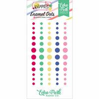 Echo Park - Best Summer Ever Collection - Enamel Dots
