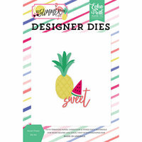 Echo Park - Best Summer Ever Collection - Designer Dies - Sweet Treats