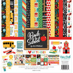 Echo Park - Back to School Collection - 12 x 12 Collection Kit