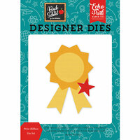 Echo Park - Back to School Collection - Designer Dies - Prize Ribbon