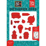 Echo Park - Back to School Collection - Designer Dies - Star Student