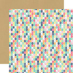 Echo Park - Creative Agenda Collection - 12 x 12 Double Sided Paper - Fabulous