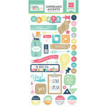 Echo Park - Creative Agenda Collection - Chipboard Stickers