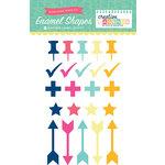 Echo Park - Creative Agenda Collection - Enamel Shapes