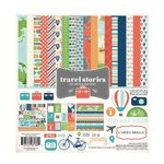 Carta Bella - Travel Stories Collection - 12 x 12 Collection Kit