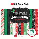Echo Park - Christmas Cheer Collection - 6 x 6 Paper Pad