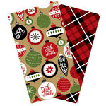 Echo Park - Celebrate Christmas Collection - Travelers Notebook Insert - Blank