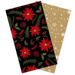 Echo Park - Celebrate Christmas Collection - Travelers Notebook Insert - Lined