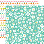 Echo Park - Celebrate Easter Collection - 12 x 12 Double Sided Paper - Oopsy Daisy