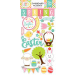 Echo Park - Celebrate Easter Collection - Chipboard Stickers