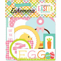 Echo Park - Celebrate Easter Collection - Ephemera