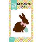 Echo Park - Celebrate Easter Collection - Designer Dies - Bunny and Bow
