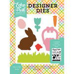 Echo Park - Celebrate Easter Collection - Designer Dies - Easter is Here