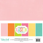 Echo Park - Celebrate Easter Collection - 12 x 12 Paper Pack - Solids