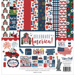Echo Park - Celebrate America Collection - 12 x 12 Collection Kit