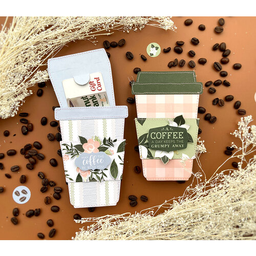 Echo Park Coffee 12x12 Collection Kit