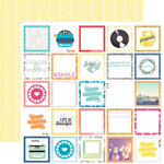 Echo Park - Capture Life Collection - 12 x 12 Double Sided Paper - Memories