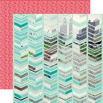 Echo Park - Capture Life Collection - 12 x 12 Double Sided Paper - City Scape