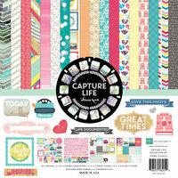 Echo Park - Capture Life Collection - 12 x 12 Collection Kit