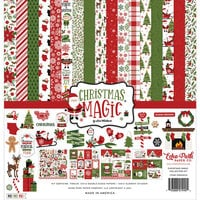 Echo Park - Christmas Magic Collection - 12 x 12 Collection Kit