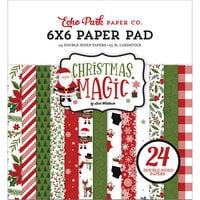 Echo Park - Christmas Magic Collection - 6 x 6 Paper Pad