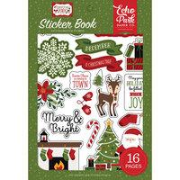Echo Park - Christmas Magic Collection - Sticker Book