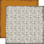 Echo Park - Chillingsworth Manor Collection - Halloween - 12 x 12 Double Sided Paper - Iron Gate