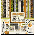 Echo Park - Chillingsworth Manor Collection - Halloween - 12 x 12 Collection Kit