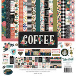 Echo Park - Coffee Collection - 12 x 12 Collection Kit