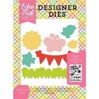 Echo Park - Celebrate Spring Collection - Designer Dies - Welcome Spring